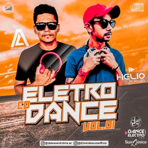 CD Eletro Dance Part.01 - 2021 - Promocional