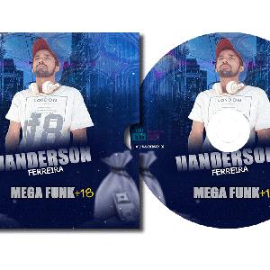 CD Mega Funk +18