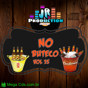 CD  NO BUTECO VOLUME-15-BY JR PRODUCTIONS