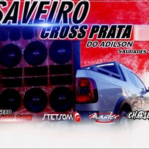 CD SAVEIRO CROSS PRETA=DJ CHARLES SILVA