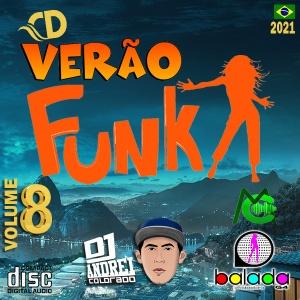CD VERÃO FUNK VOLUME 8 LIGHT
