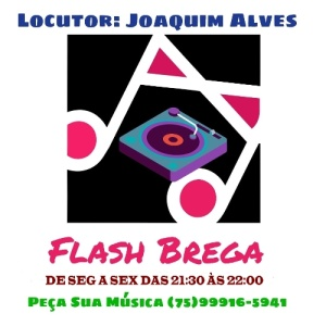 FLASH BREGA AO VIVO -  RADIO NET DIGITAL HELIOPOLIS - 21.12.2020
