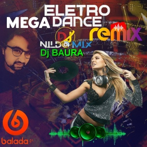 Mega Eletro Dance Remix 2022 Studio Dj Nildo Mix
