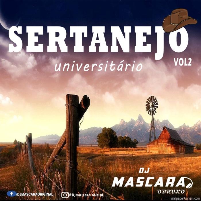 CD SERTANEJO 2021 VOL2 _DJMASCARA